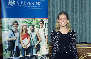 Chevening Scholarships now open