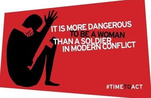 Preventing Sexual Violence Initiative - Time to Act