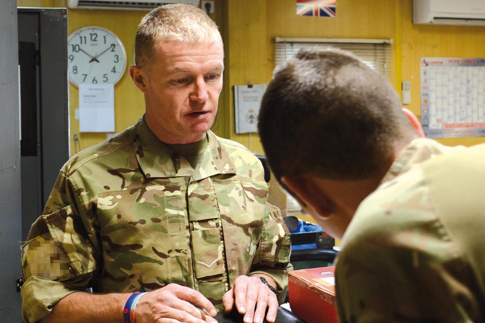 Lance Corporal John Stott