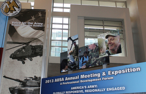 2013 Association of the United States Army Annual Meeting & Exposition