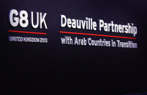 G8 Deauville Partnership with Arab Countries in Transition