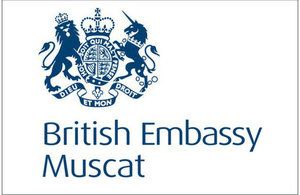 British Embassy Muscat