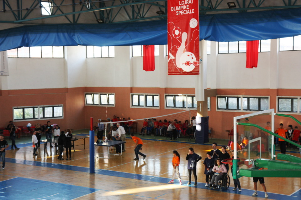 Special Olympic Games