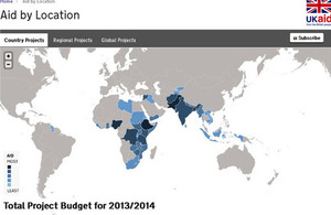 Development Tracker: online tool to track how the UK invests in developing countries.
