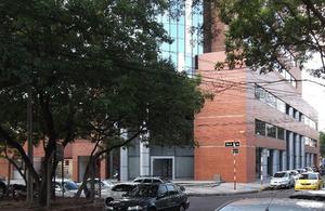 British Embassy Asunción