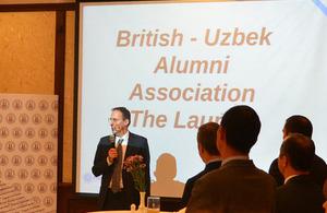 Ambassador's opening speech