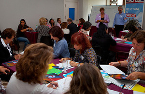 The British Consulate in Malaga has held a workshop for social workers