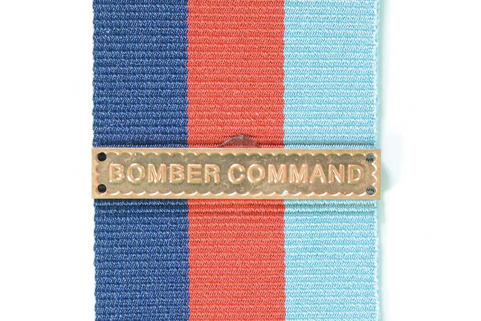 Bomber Command Clasp to the 1939 to 1945 Star