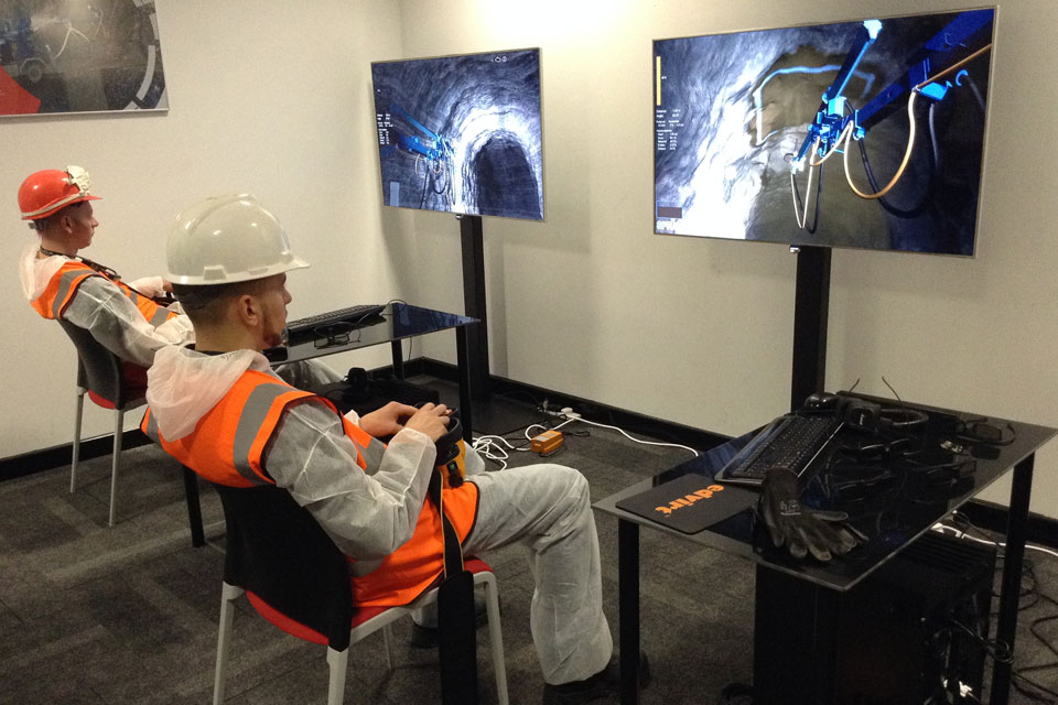 Tunnelling and Underground Construction Academy (TUCA)