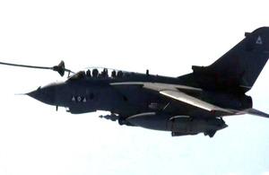 A Tornado GR4 aircraft