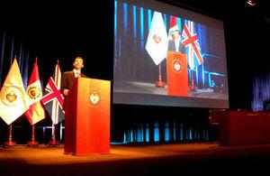 UK's advances in digital marketing, innovation and publicity at Universidad de Lima