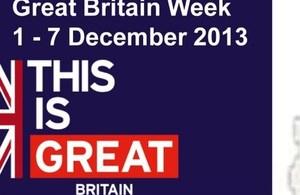 Great Britain Week