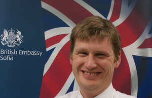 Ambassador Jonathan Allen