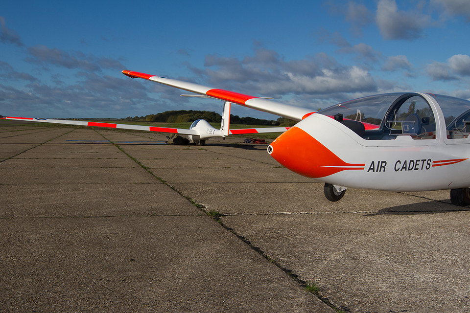Grob Viking TX Mk1 gliders
