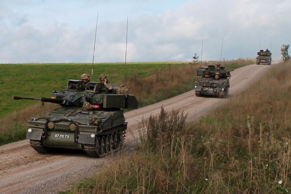 Troops Get Innovative On Salisbury Plain News Stories