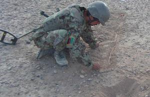 Sergeant Abdullah Nasrullah