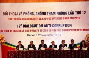 The 12th Anti-Corruption Dialogue