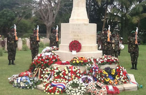 Tanzania Commonwealth war graves