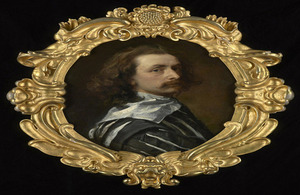 Van Dyck self portrait