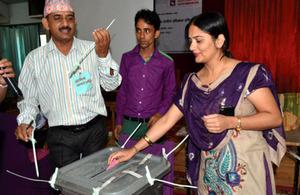 UNDP/Electoral Support Programme