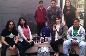 Doctor Who Peruvian fans