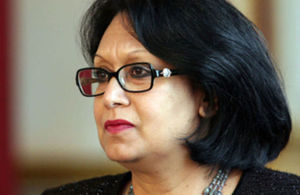 Baroness Verma attends IEA Ministerial
