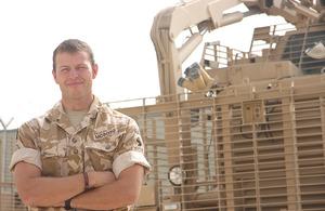 Lance Corporal Rob McInerney