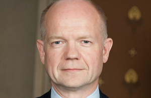 Rt Hon William Hague MP