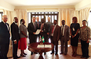 Nigeria and UK Sign Energy Pathways Calculator Agreement