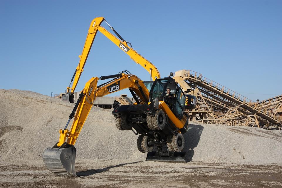 JCB Heavy Machinery