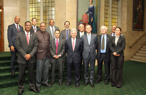 Overseas Territories Joint Ministerial Council