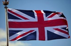 S300 union jack flag courtesy of defence images on flickr web