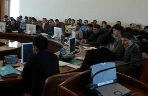 Семинар в Усть-Каменогорске