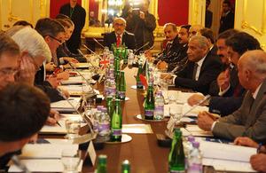 UK-Kuwait Joint Steering Group