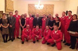 Red Arrows Team