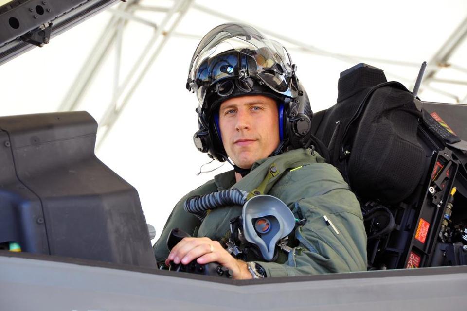 Flight Lieutenant Hugh Nichols