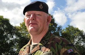 S300 army chaplain speaks of life on the front line