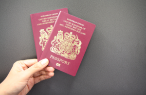 Important change to passport service for British nationals in Japan