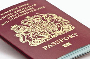 Changes to UK passports services
