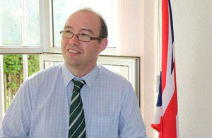 British High Commissioner to Rwanda