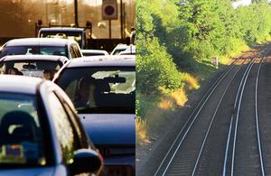 Roads and rail