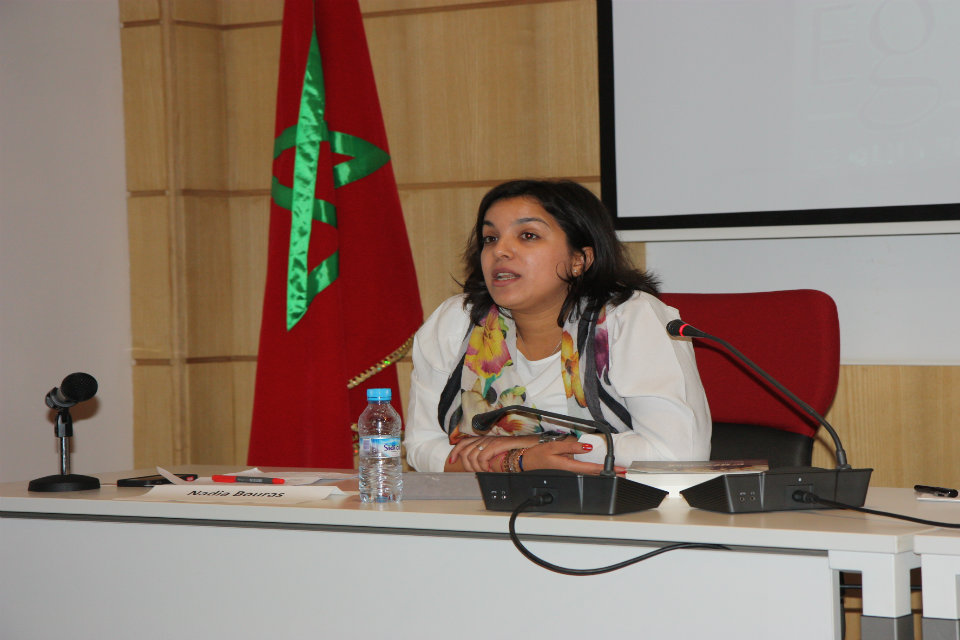 Nadia Bouras, Moroccan-Dutch Historian
