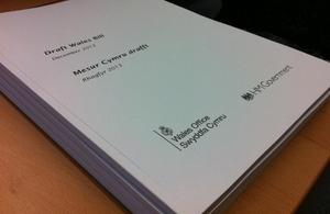 Draft Wales Bill