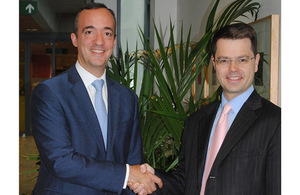 Spanish Minister meets Home Office Security Minister
