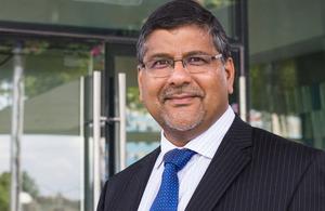 Ambassador Asif Ahmad