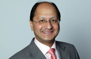 Shailesh Vara MP