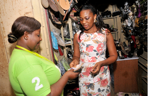 Female entrepreneurs in Tanzania. Picture: Women's World Banking