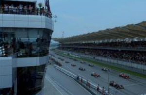 OPTIMO wins contract with Malaysian F1 circuit