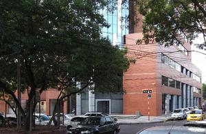 British Embassy in Asunción