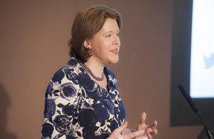 Maria Miller Value of culture speech